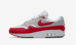 The Nike Air Max 1 OG Returns For Its 30th Anniversary