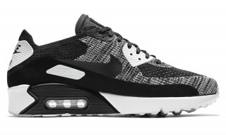Nike Set to Drop Air Max 90 Ultra 2.0 Flyknit in Classic Black and White