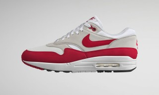 Nike Is Releasing an Anniversary Edition Air Max 1 OG Celebrating 30 Years of Air Max