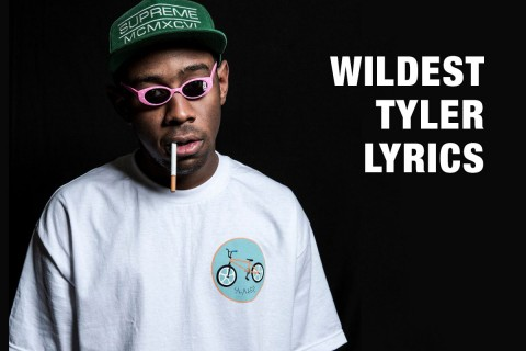 Tyler The Creator Quotes The Top 10 Wildest Tyler The Creator Lyrics