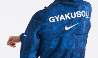 NikeLab x UNDERCOVER GYAKUSOU's Spring '17 Collection Is Crammed With Innovation
