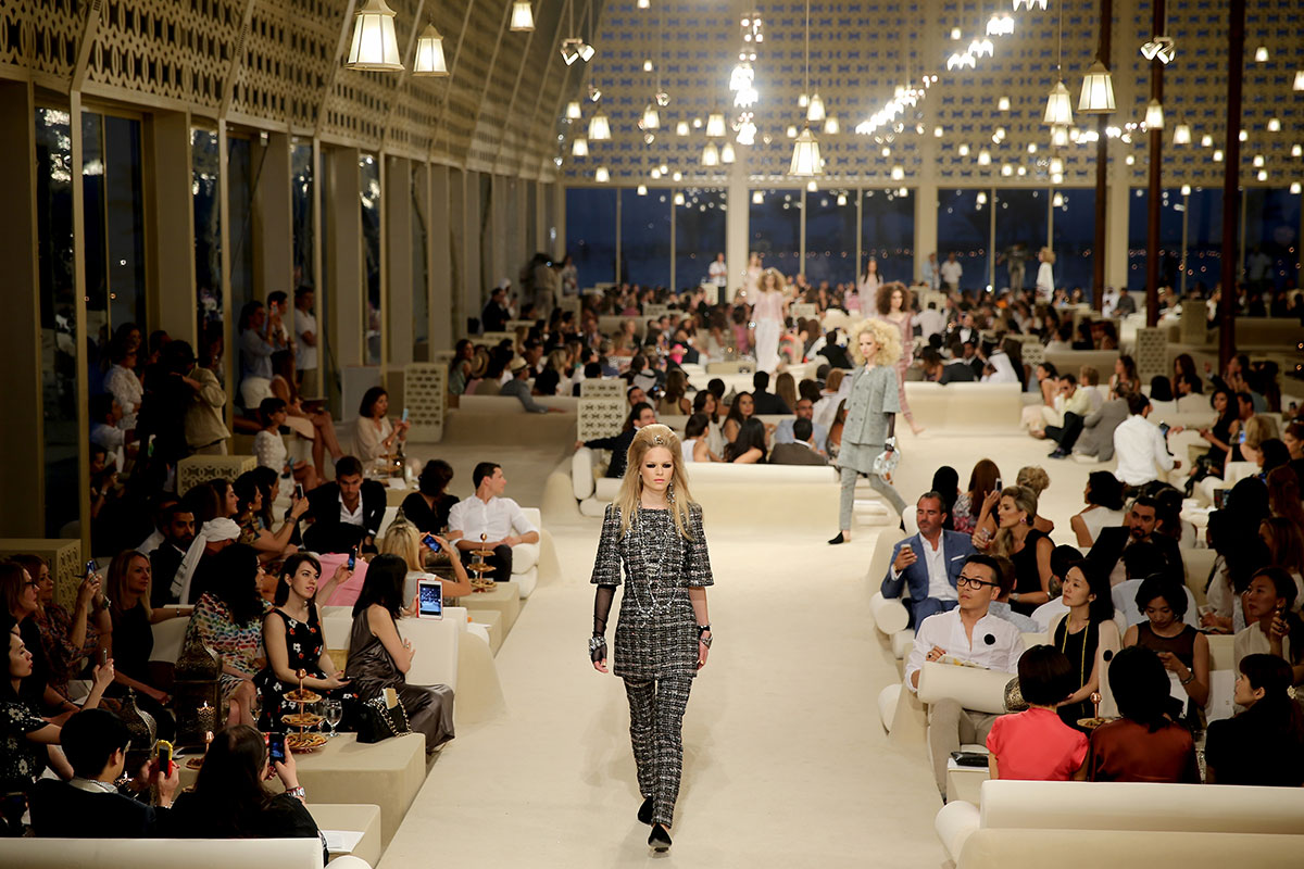 Watch The Best Instagrams From Chanels Lavish Show in Rome video