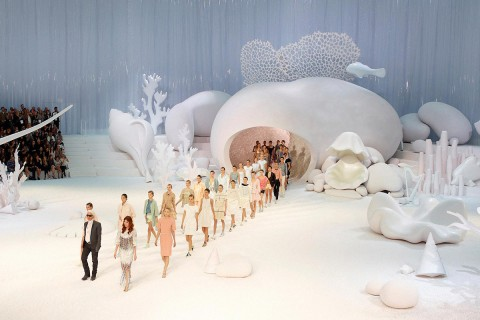 the 10 most spectacular chanel fashion shows ever