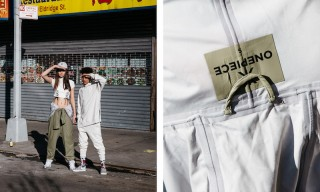 Our Latest Editorial with Onepiece's Laidback SS17 Collection Injects the Soul of Summer Into NYC