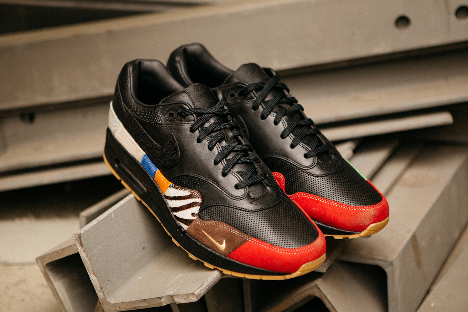"on sale 9cc4f f60c7 Nike Air Max 1 ""Master""  Celebrating The Collaborations the Community That  Inspired The"