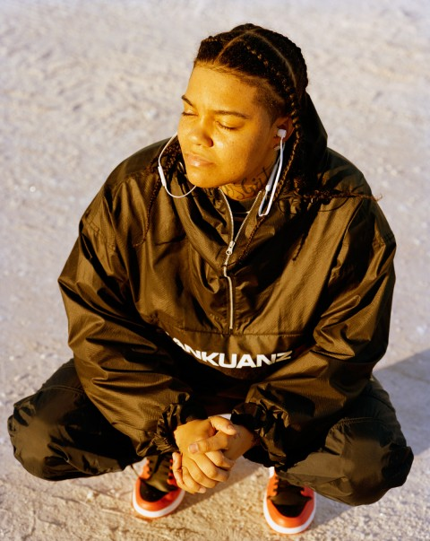 """""""Pretty But Loco"""": We Chat Everything Young M.A"""