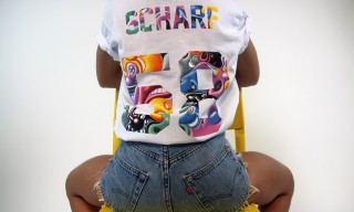 LES (ART)ISTS Collaborates With Kenny Scharf on Latest Collection