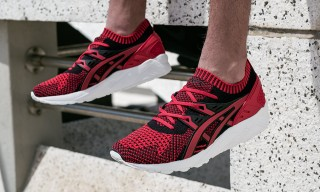 ASICS Tiger's New GEL-Kayano Trainer Knit Drops in Four Vibrant New Colorways