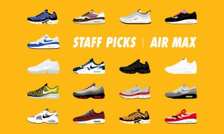 Our Favorite Air Max Releases and Why We Love Them