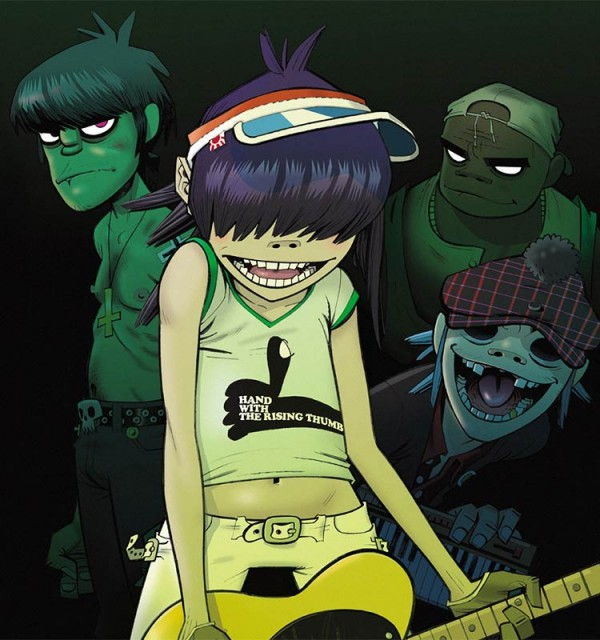 Every Official Gorillaz Single Ranked From Worst to Best