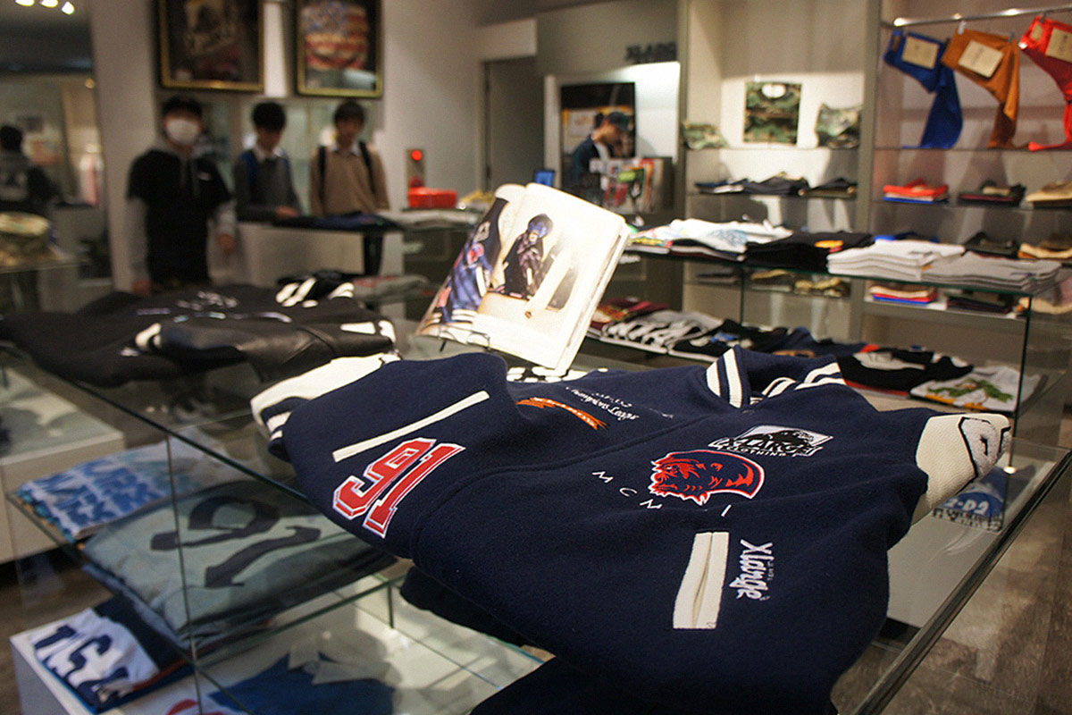 Influential japanese lifestyle and apparel brand beams has - Influential Japanese Lifestyle And Apparel Brand Beams Has 46