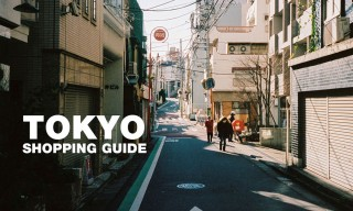 The Very Best Fashion, Streetwear and Sneaker Stores in Tokyo