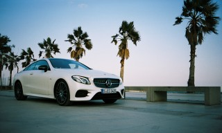 Watch OG Skater and DJ Sören Manzoni Take Mercedes-Benz's New E-Class Coupé for a Spin in Barcelona