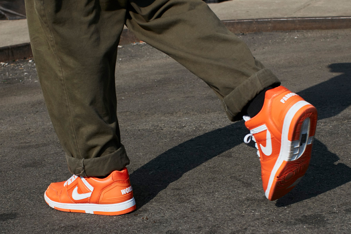 ac8ba6744dc Nike x Supreme  A Full History of Collaborations