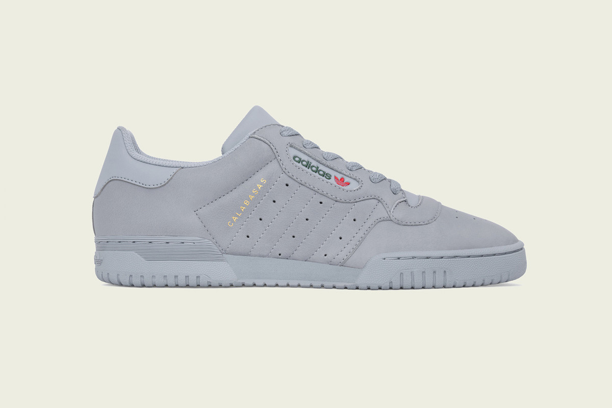 adidas Calabasas Powerphase Grey