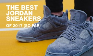 The Best Air Jordans of 2017 (So Far)