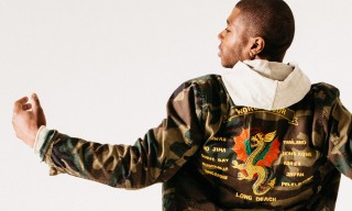 Sukajan Stories: The History of Self Expression Behind Alpha Industries' SS17 Outerwear