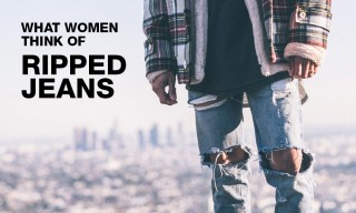 Here's What Women Really Think About Guys Wearing Ripped Jeans