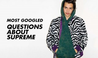 We Answered Google's Most Popular Questions About Supreme
