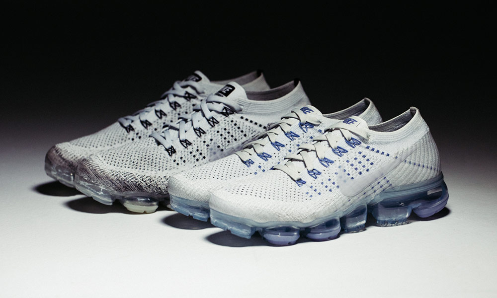 Nike Vapormax Blue And White