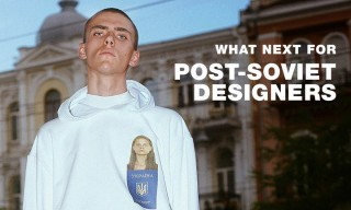 After Gosha, What Comes Next for Post-Soviet Designers?