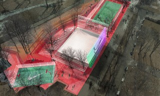Nike Is Building a Landmark Sports Park in Moscow