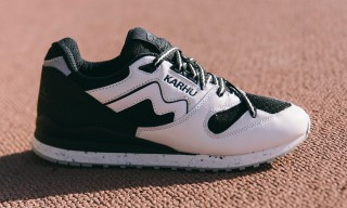 "Chasing Trains: The Story Behind Karhu's ""Century"" Sneaker"