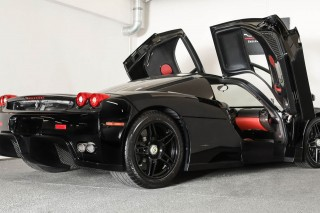This Rare Black Enzo Ferrari Is Now up for Sale for $2.4 ...