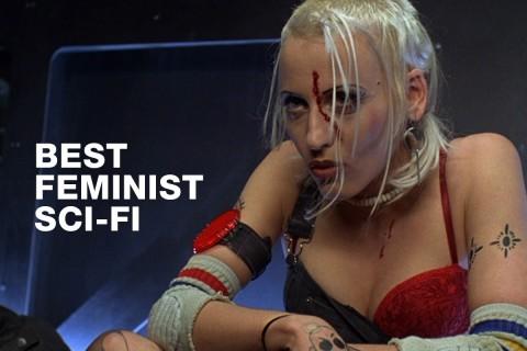 sci-fi role Female story reversal domination