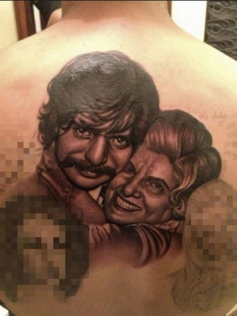 top 12 the absolute worst tattoos in hip hop history. Black Bedroom Furniture Sets. Home Design Ideas