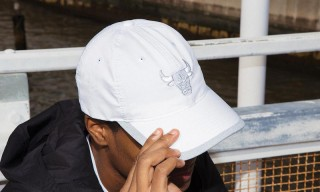 Shine All Summer With Champs Sports'-Exclusive Mitchell & Ness Reflective NBA Strapbacks