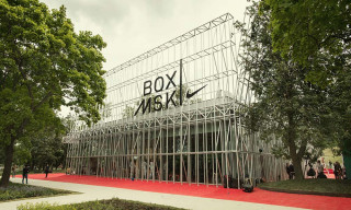 Nike Unveils the Nike Box MSK Dynamic Sport Center in Moscow