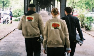 These Young Berliners Teamed With YOURTURN on a New Limited Edition Collection
