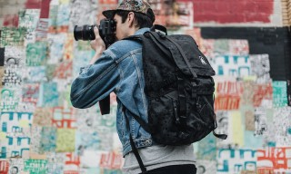"Conrad ""Streets Dept"" Benner Explores Philadelphia with JanSport's Ranger Collection"