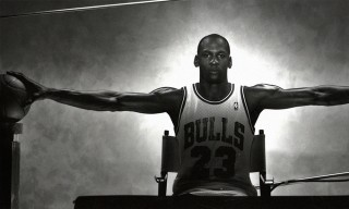 Meet the Photographer Who Gave Michael Jordan His 'Wings'