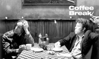 Coffee Break | Watch Jim Jarmusch's Cannes-Winning Short Starring Tom Waits & Iggy Pop