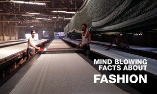 12 Mind-Blowing Facts That'll (Hopefully) Change the Way You Think About Fashion