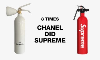 8 Times Chanel & Supreme Dropped the Same Ridiculous Thing