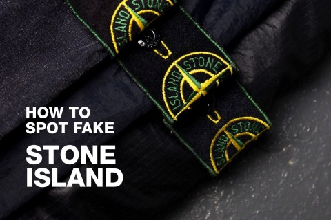 Supreme X Stone Island Fake
