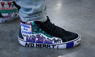 The 20 Best Sneakers Worn at Sneaker Con London SS17
