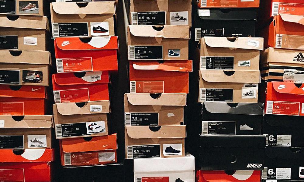 Closet Shoe Sale