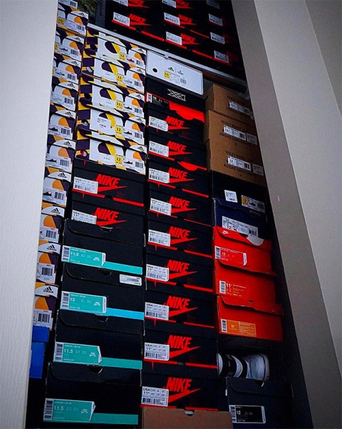 how to start your sneaker collection