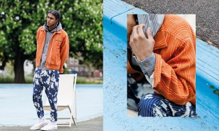 """clothsurgeon Uses Vibrant Colors & Prints For """"Hackney Beach Club"""" Collection"""