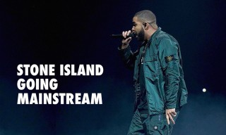 Drake & Streetwear Are Ruining Stone Island for Soccer Fans