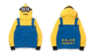 BAPE Is Releasing Another Minions Collaboration Next Week