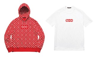 Here's Every Piece From the Supreme x Louis Vuitton Collection
