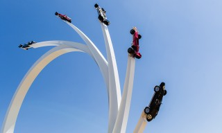 Montblanc Debuted as Official Timing Partner of the Goodwood Festival of Speed