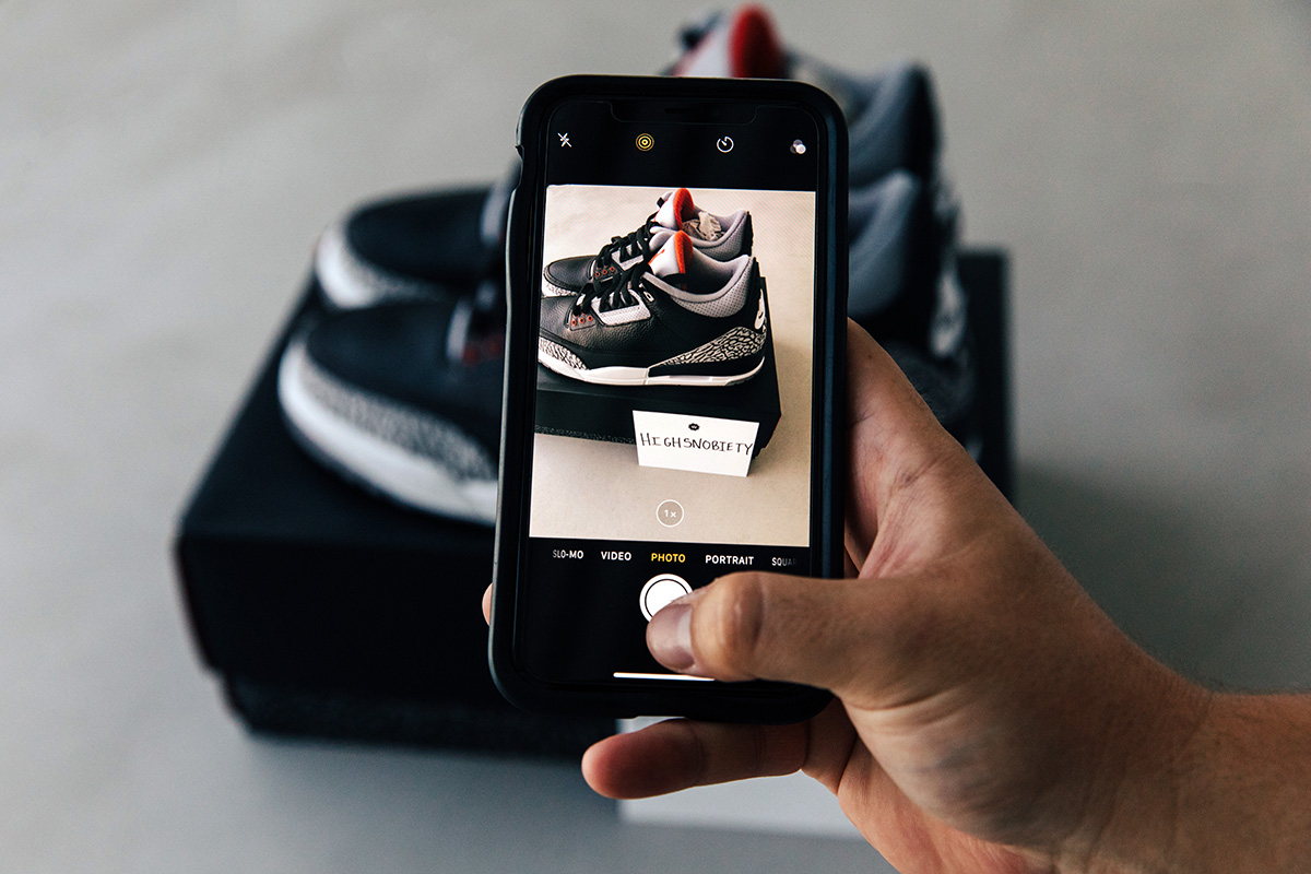 Selling Sneakers A Guide To Selling Sneakers Online - Formal invoice format best online sneaker store