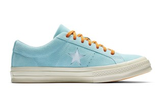 Here's an Up-Close Look at Tyler, the Creator's Limited-Edition Converse One Star