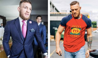 15 Times Conor McGregor Proved He's the World's Best-Dressed Superstar Athlete